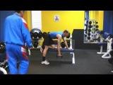 Тяга гантели в наклоне. Для развития широчайших мышц спины. Техника выполнения. Фитоняшки*бикини, бикинистки, бикини, фитнес, fitnes, бодифитнес, фитнесс, silatela, Do4a, и, бодибилдинг, пауэрлифтинг, качалка, тренировки, трени, тренинг, упражнения, по, фитнесу, бодибилдингу, накачать, качать, прокачать, сушка, массу, набрать, на, скинуть, как, подсушить, тело, сила, тела, силатела, sila, tela, упражнение, для, ягодиц, рук, ног, пресса, трицепса, бицепса, крыльев, трапеций, предплечий,ЗОЖ СПОРТ МОТИВАЦИЯ ht