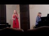 Концерт: Мустафина Аделя; Эжен Бозза - Фантазия пастораль