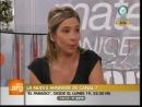 Vivo en Argentina  Victoria Carreras y Celina Font рай  16-12-11