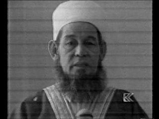 Мархум Муфтий Габдулла Шакаев 1996 год.