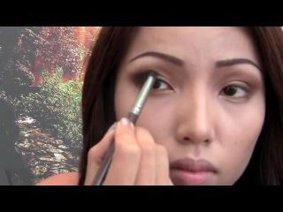 макияж Барби по-японски