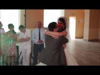 Романтичный и зажигательный свадебный танец Ирины и Алексея