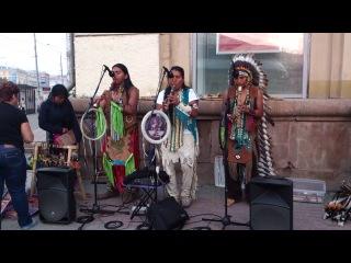 Песни Эквадорских индейцев!