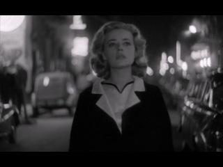 Проход Жанны Моро под музыку Майлза Дэвиса (Лифт на эшафот)