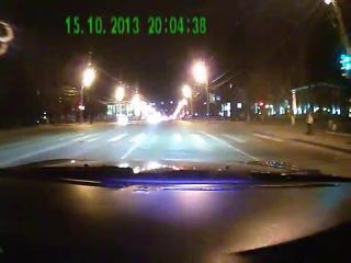 ДТП - Авария на Шереметьево с пожарной машиной 15.10.13