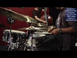 Eric Harland Trio Blues with Aaron Parks _ Joe Martin JazzHe