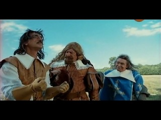Возвращение мушкетеров, или Сокровища кардинала Мазарини (2009) 3 серия