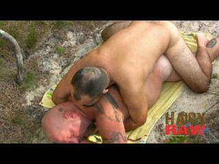 (hairy and raw) - buzz steele and jack stafford
