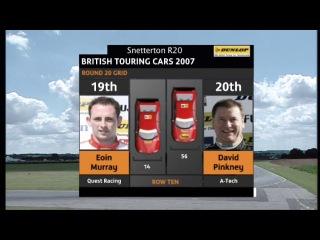 BTCC 2007. Обзор сезона, часть 3