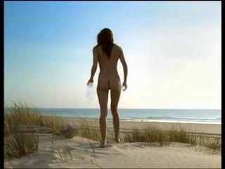 Рекламный ролик французского сайта натуристов