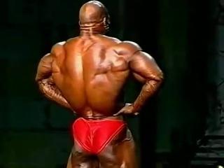 Шон Рей на Мистер Олимпия 1999