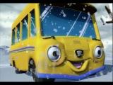 Приключения говорящих автобусов 2_01.Как Сэмми ездил по снегу