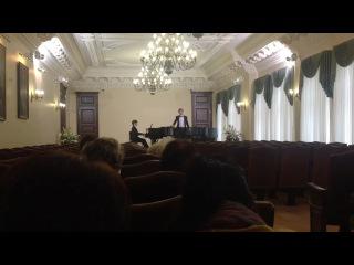 Б.Омаров М.Глинка. ария Сусанина    из оперы  ,,Иван Сусанин