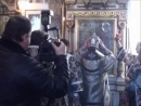 Великопостный визит вл.Саввы в село Большое Свинорье