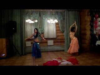 танец Эли и Гулюзы