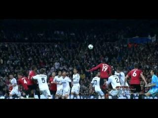 Лига Чемпионов 2012 13 1 8 финала Первый матч Реал Мадрид Испания 1 1 Манчестер Юнайтед Англия 13 02 2013 Обзор