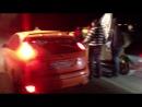 Ford Focus St chip exhaust intercooler vs Subaru Impreza I WRX STI 280 hp