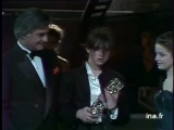 Шарлотта Генсбур Charlotte Gainsbourg - Cesar 1986