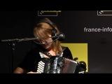 La Session France Info  Zaza Fournier