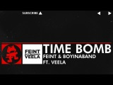 DnB - Feint &amp Boyinaband feat. Veela - Time Bomb Monstercat Release