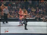 WWE - Booker T, Kurt Angle, Rob Van Dam, Shane McMahon & Steve Austin vs. Chris Jericho, Kane, The Big Show, The Rock & The Undertaker (Team WWF Vs. Team Alliance Winner Take All Survivor Series Elimination Match) (18.11.2001)