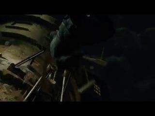 Шерлок Холмс Игра теней. Драка с казаком.