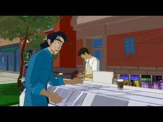 Новый Человек-Паук 1 сезон 7 серия из 13 / Spider-Man: The New Animated Series Episode 7 (2003)