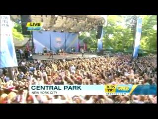 Jonas Brothers - LA Baby Live (Good Morning America) - [HD]