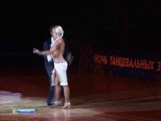 Сергей Дуванов и Светлана Тверьянович 2000 (Ча-ча-ча и румба)