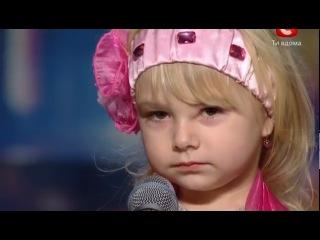 Ангелина Галушкина,5 лет -Танец живота-...