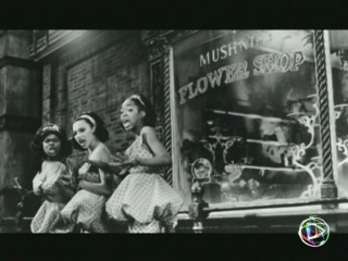 Голливуд поющий и танцующий (История мюзикла), 9 серия 1980-е и 90-е