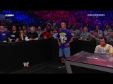 WWE Bragging Rights 2010 - Single Match - WWE Championship - Randy Orton vs Wade Barrett HD