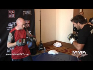 UFC on FOX 4_ Ryan Bader Open Workout (complete   unedited).mp4
