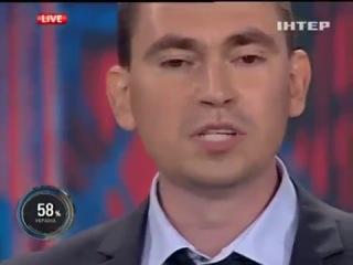 Юрій Михальчишин - у програмі