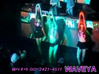 WAVEYA 웨이브야 korean dance team sexy performance