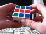 Как сложить кубик-рубик