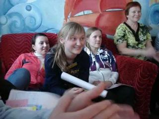 Выездной Клуб ПРОСТОР, зима 2009