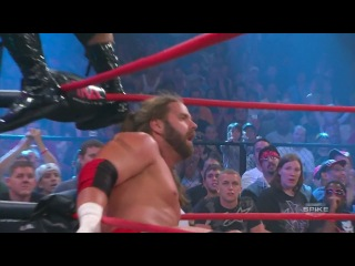 TNA Impact 05.08.10 - Motor City Machine Guns vs. Beer Money (Ultimate X Match)