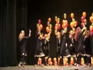 Йеменский танец,