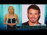Kellan Lutz and Camilla Belle New Movie - Love Is All You Need