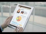 Реклама Samsung GALAXY Note 10.1: Успех - значит успеть!