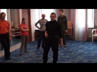 С.Колюшенко. НСЦ РБ СПАС г.ДОНЕЦК УКРАИНА
