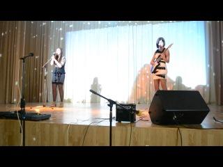 Номер от вокальной студии на День учителя 04.10.13