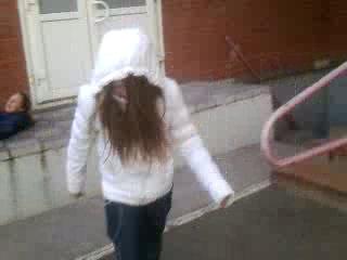 девочка призрак ,(ужастик) и маленько смешно