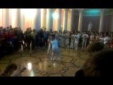 Посвящение МГУ. Capoeira Angola Palmares - Roda