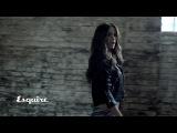 Kate Beckinsale for Esquire.The sexiest woman alive (котэ котики кот fashion мода подиум модель look косметика макияж маникюр Прическа няша нашка спорт здоровье красота фитнес клип видео)