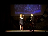 Олег и Анастасия - Новогодняя, (Стас Пьеха и Павла)