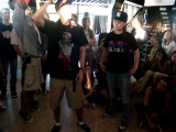 Vibes KRUMP Damas vs Gamalee