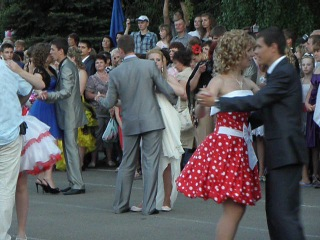 Випуск 2012, Шпола