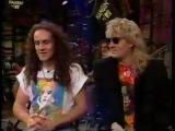 Def Leppard - Joe Elliot &amp Vivian Campbell - Hangin' With Mtv